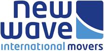 ニューウェーブについて | オーストラリア引越会社 | 引越し専門会社 | 海外引越し|国内引越し | New Wave International Movers ロゴ